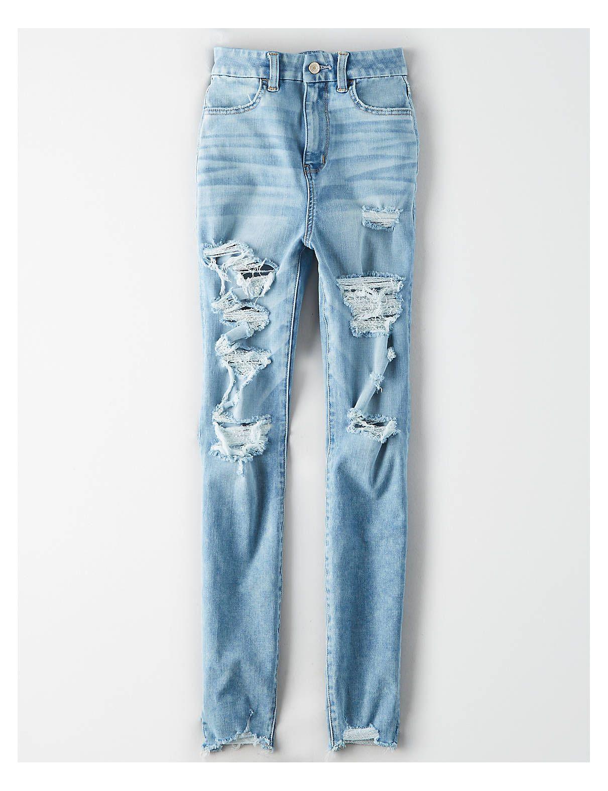 New Look Venice Black Knee Jeans Skinny Donna