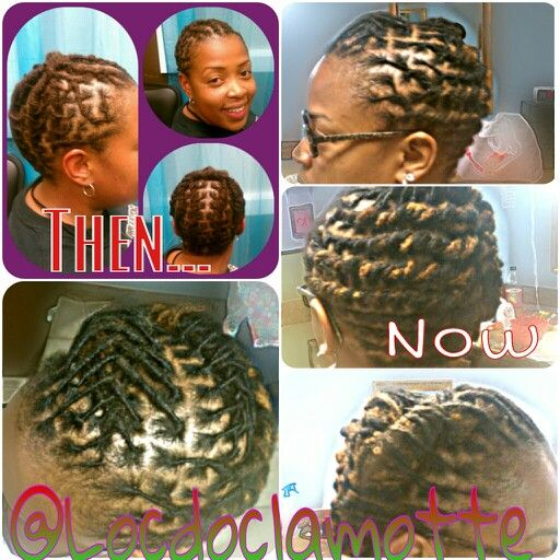 3 Years A Loyal Client Beauty Is Her Name Locs Beauty