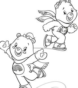 Pin by Care Bears World on Care Bear Christmas 4 Pinterest