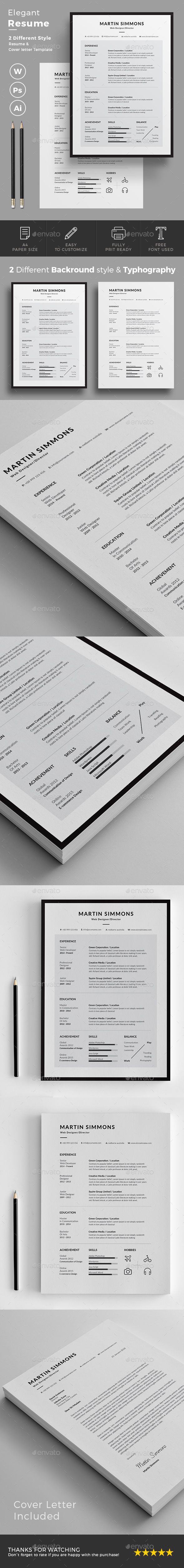 Resume Resumes Stationery Resume Cv