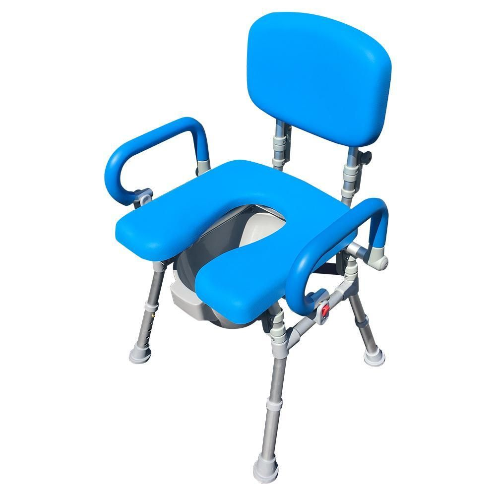 Ultracommode Voted 1 Most Comfortable Bedside Commode Chair Soft W Commode Chair Bedside Commode Shower Chair