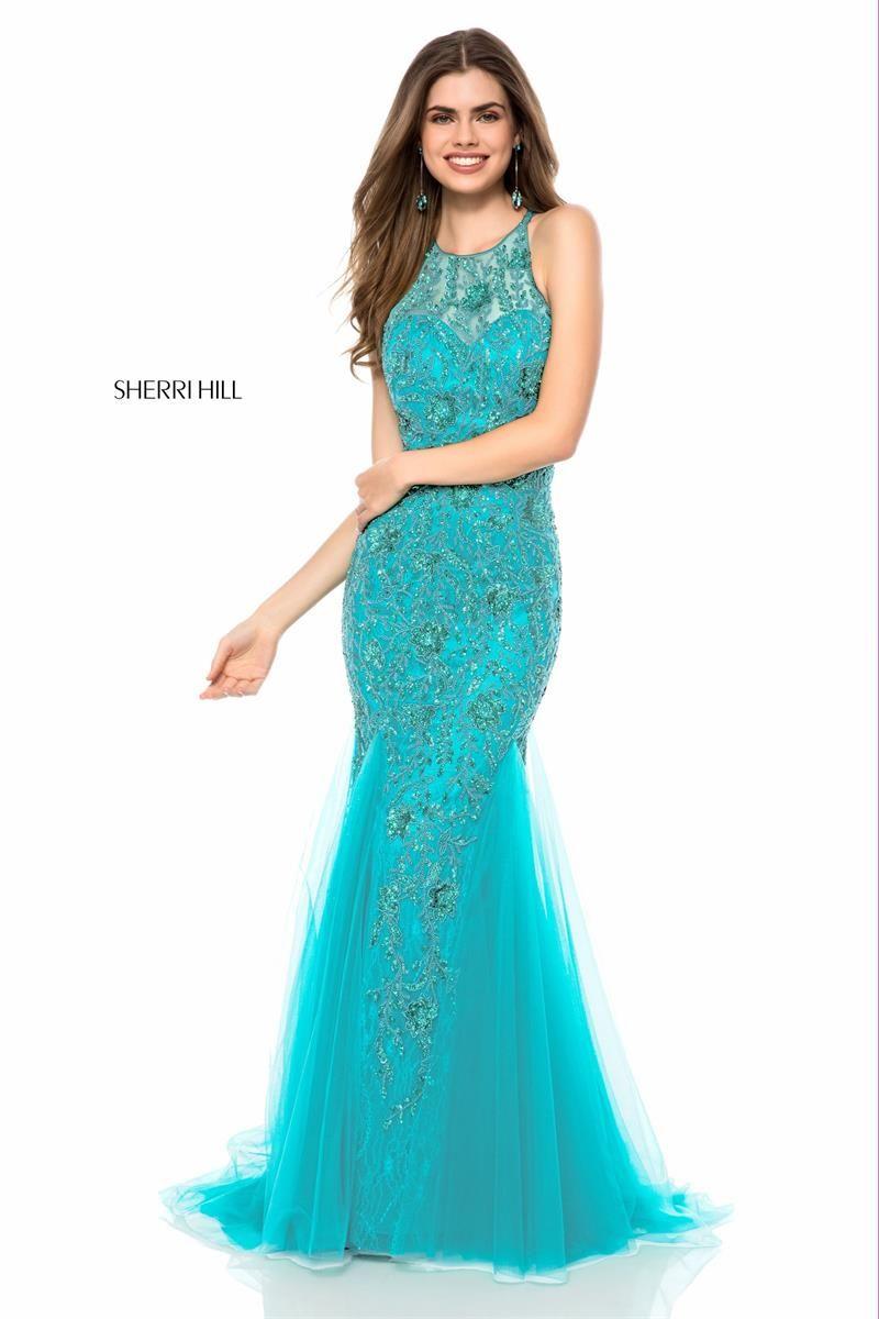 Sherri Hill 51939 - Formal Approach Prom Dress | Sherri Hill Dresses ...