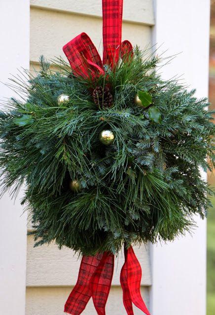 Tilly\u0027s Nest Down Home Blog Hop~Number 65 + Two Christmas Crafts