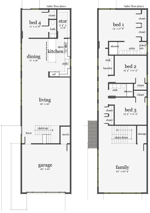 Index House Plans Dantyree Com Kiến Truc