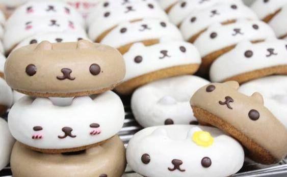 Capybara-san donuts! -  Skoshbox.com
