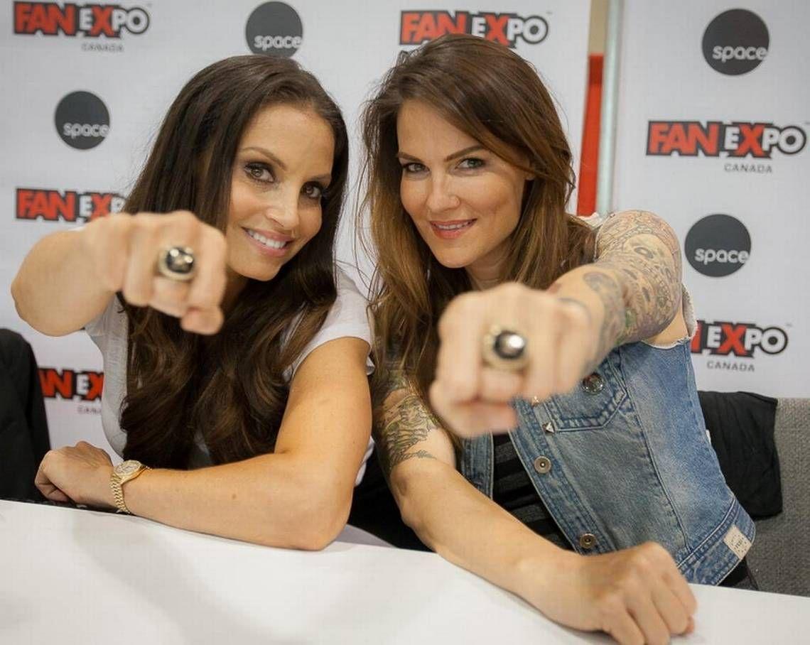 Trish & Lita to reunite at WWE Hall of Fame   News