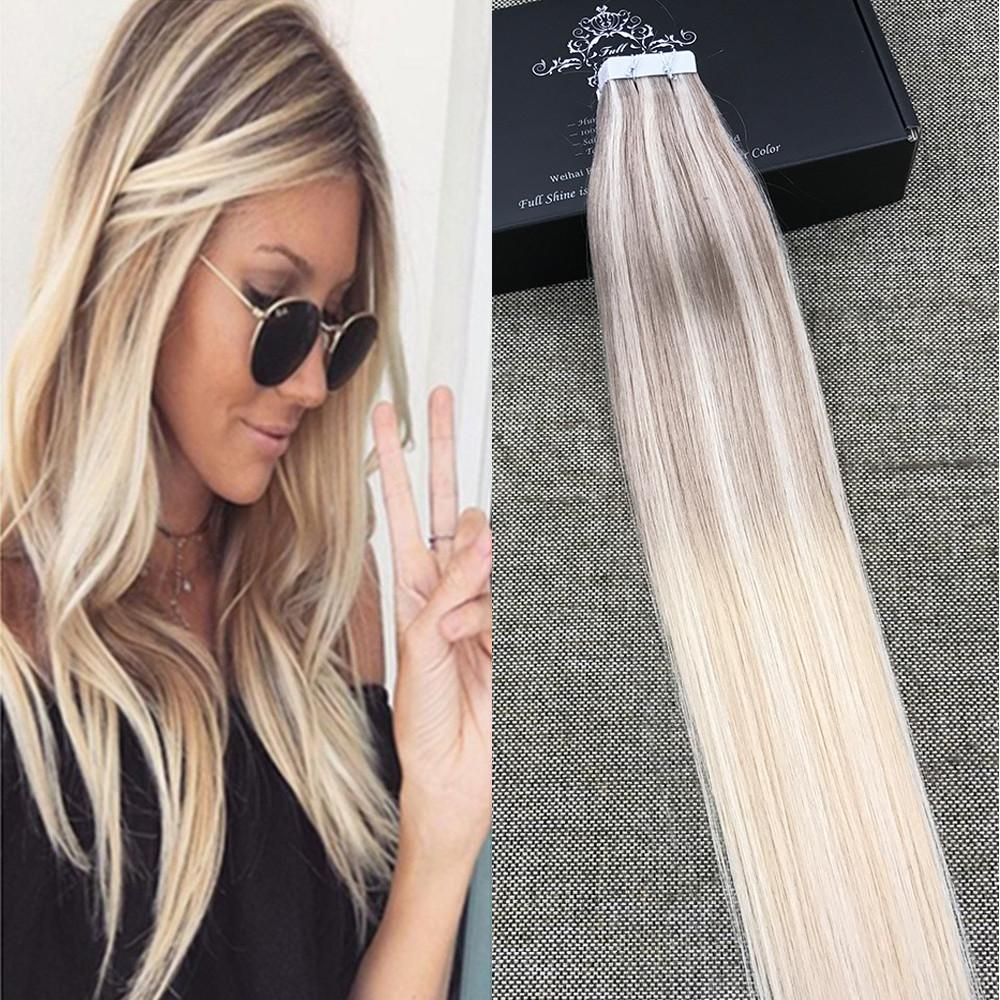 Seamless tape in hair extensions human hair full shine www seamless tape in hair extensions human hair full shine fullshine whatsapp pmusecretfo Gallery