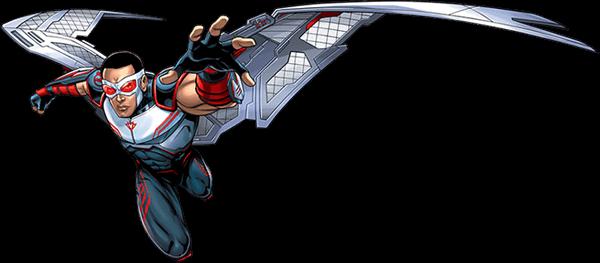 Falcon Falcon Marvel Marvel Comic Universe Marvel Universe Art