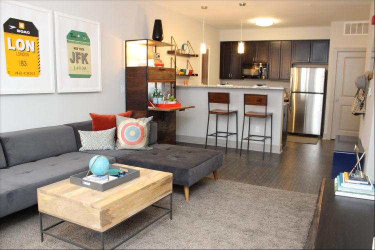 20 Stunning One Bedroom Apartment Designs Apartment Decorating