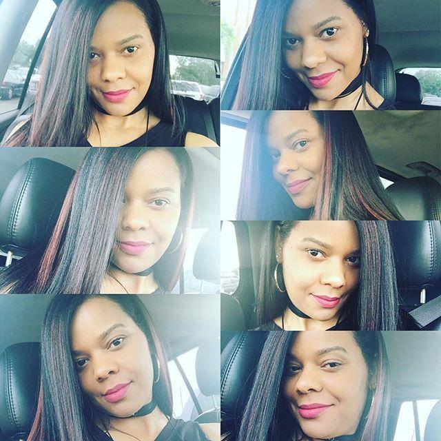 "Top 100 burgundy hair color photos @geebeehair I LOVE❤️💗 my #burgundyhaircolor accents with my ""almost black"" hair! #avedacolor #avedaglossingtreatment #avedadamageremedybotanical #aadouglasjsalon #douglasj #aveda #douglasjdesigner #avedadamageremedy #nyxcosmeticscopenhagen #maccosmeticszoomlashmascara #anastasiabeverlyhillsbrows #maccosmeticspeachesblush #maccosmeticslightscapade..."