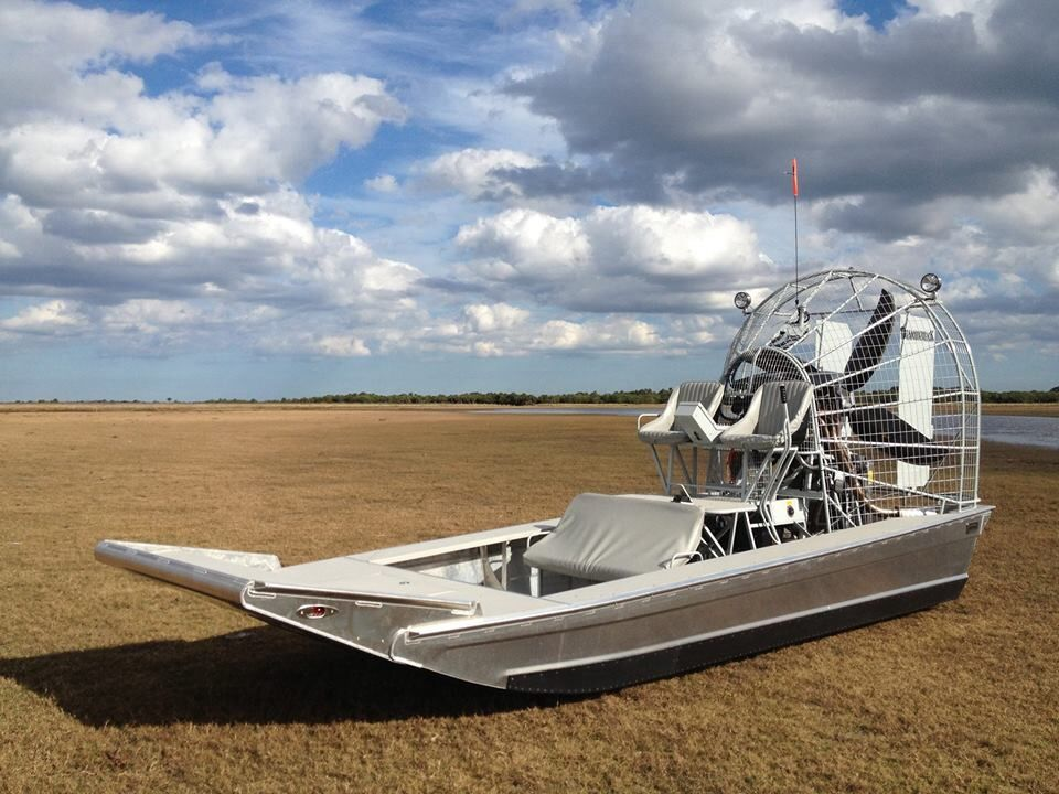 Airboat Boat building plans, Airboat, Boat building