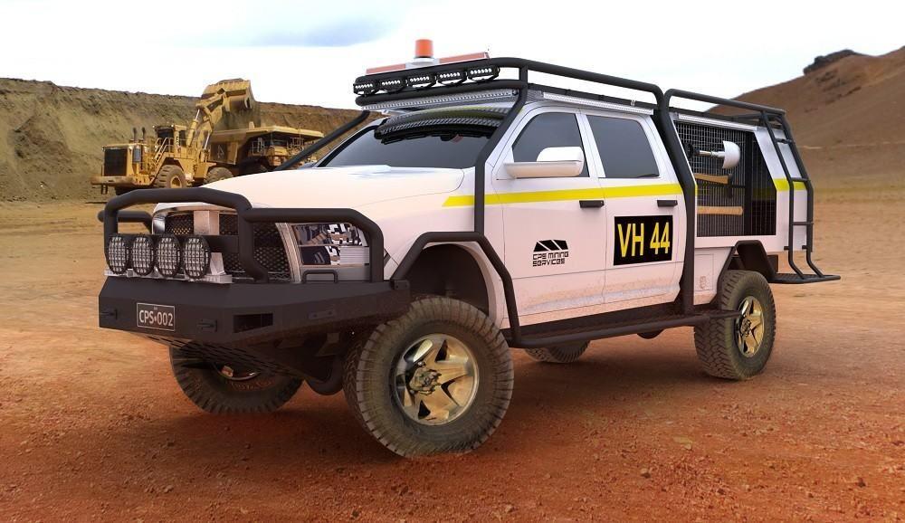 American trucks for Australian industrial operations