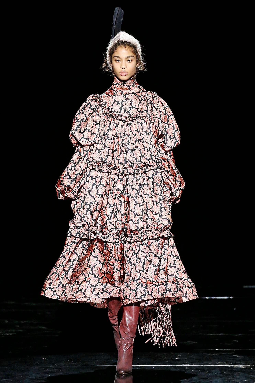 Marc Jacobs marks a poetic end to a fashion season
