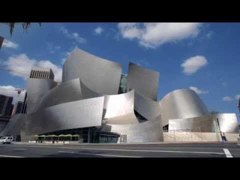 Walt Disney Concert Hall Virtual Tour Part 1 Walt Disney Concert Hall Concert Hall Walt Disney