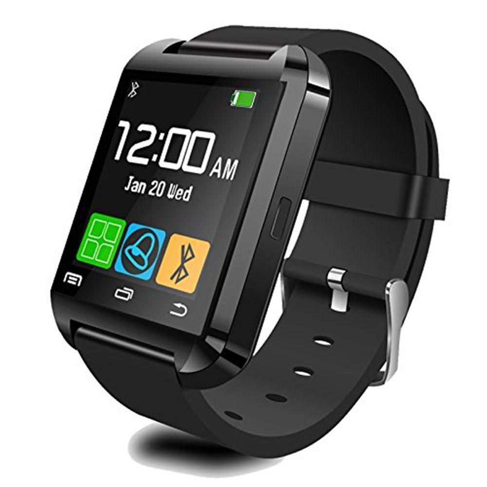 OWIKAR Bluetooth Smart Watch Digital Sports Wristwatch