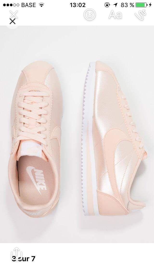 timeless design 2e110 73c08 😻 --> Zalando | Shoes in 2019 | Sneakers, Classic cortez ...