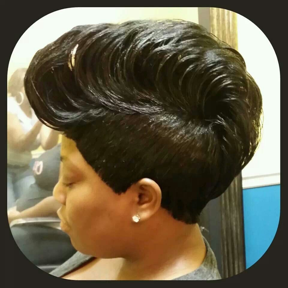 27 piece mohawk | hair | quick weave hairstyles, short quick