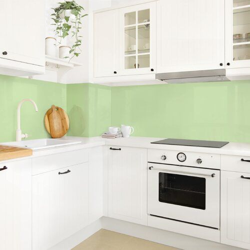 Ebern Designs Hart-Kunststofffolie Spritzschutzpaneel Selbstklebend Avalos | Wayfair.de #kitchensplashbacks