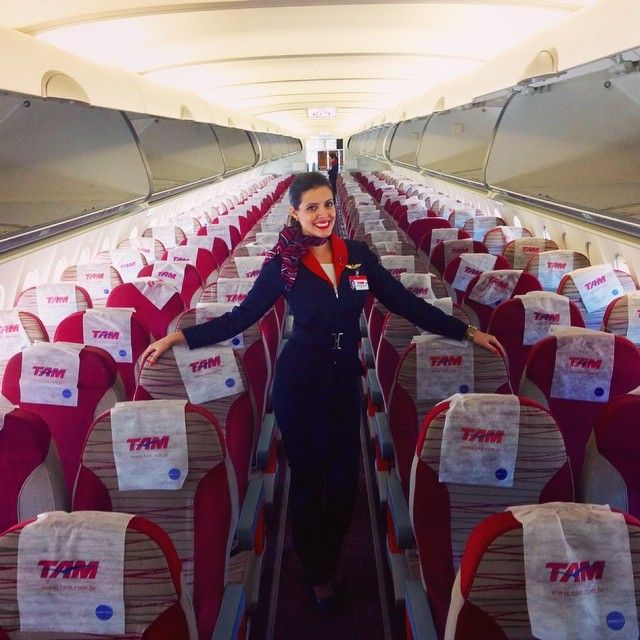 TAM, Brazil flight attendant by Carolina Matos✌ ♥ @carolmatos - air france flight attendant sample resume