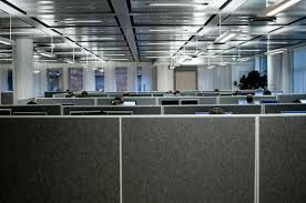 Image result for 1980s office cubicles