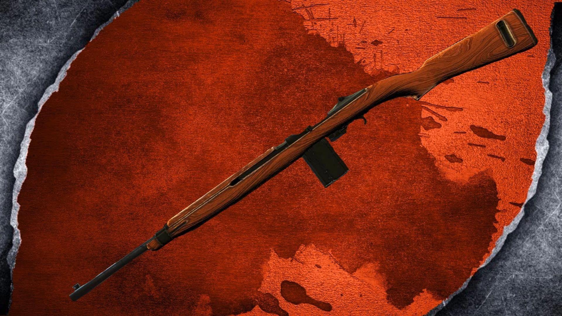Fallout 4: M1 Carbine ~MOD SHOWCASE~ /W Killerkev | Fallout