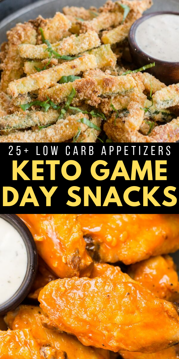 25+ Low Carb Keto Game Day Snacks Low carb keto, Game