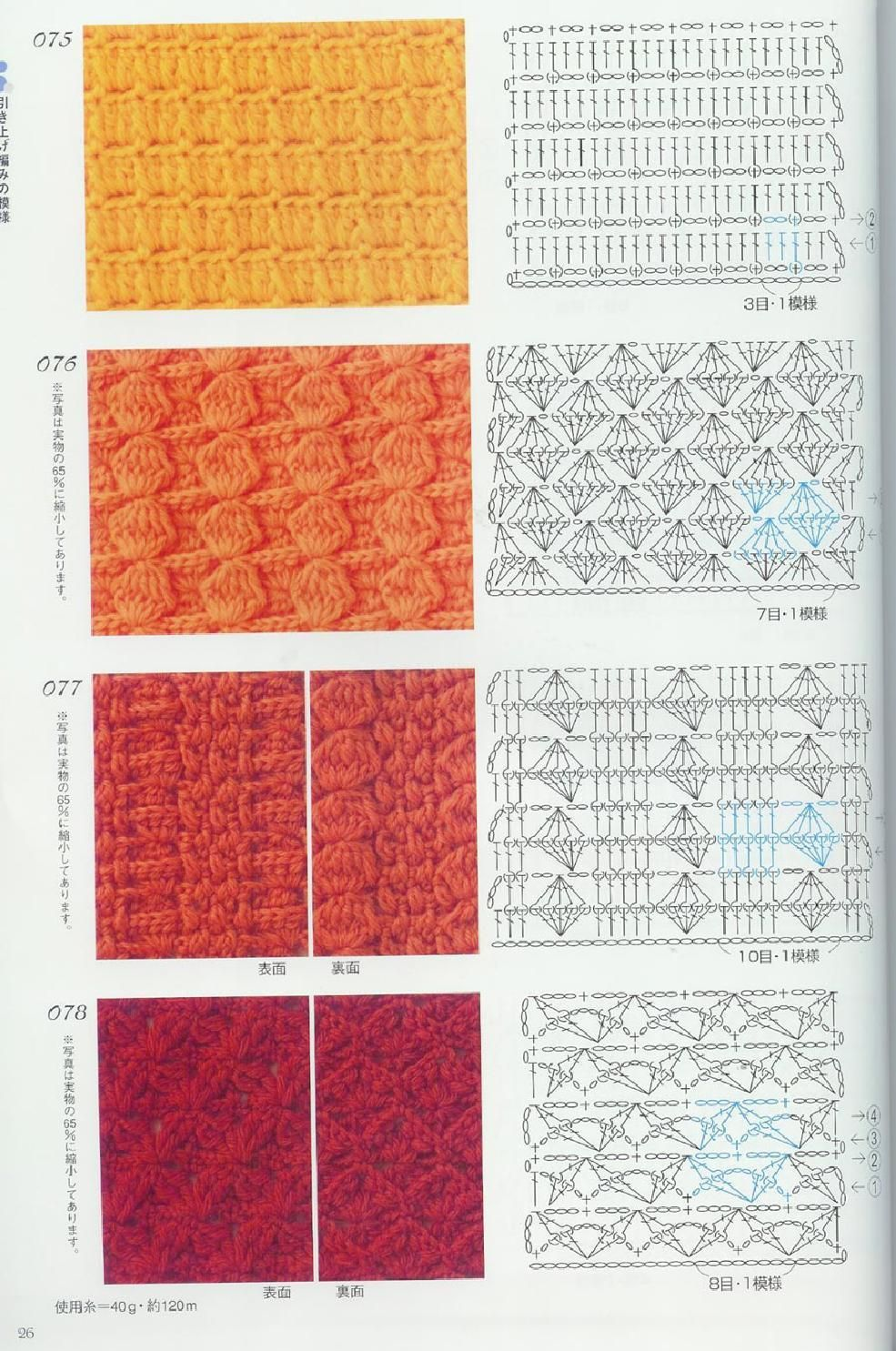 Clippedonissuu from crochet patterns book 300 300 crochet clippedonissuu from crochet patterns book 300 bankloansurffo Image collections