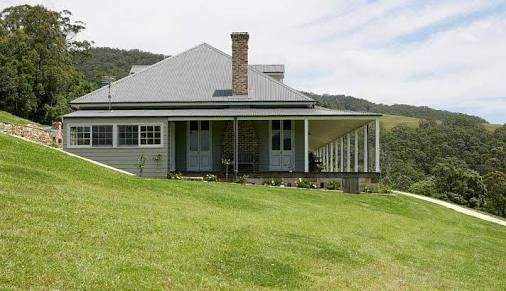 Image Result For Traditional Australian Farmhouse Designs Country Home Exteriors Australian Country Houses House Exterior