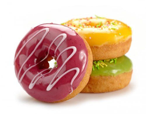 Recetario De Cocina Recetas De Cocina Faciles Baked Donuts Food Donuts