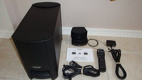 bose gs series 2. bose cinemate gs series ii digital home theater speaker system gs 2