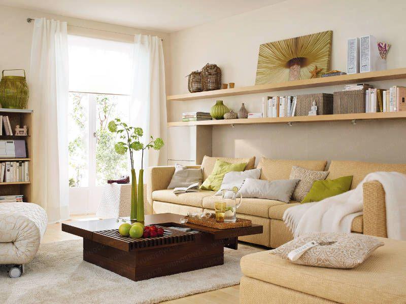 Living Room Decorating Ideas With 15 Photos | Wohnzimmer, Möbel und ...