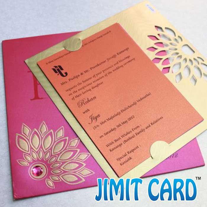 Buy Online Customized Designer Wedding Invitation Cards. Special ...