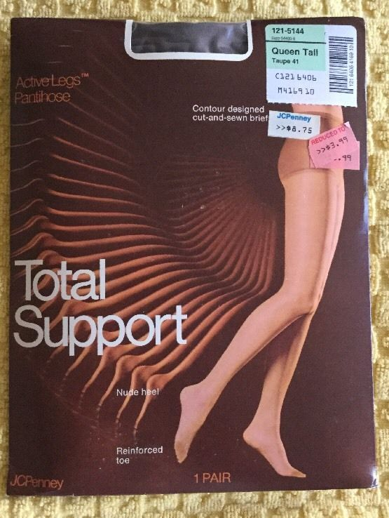 J c penney queen tall pantyhose