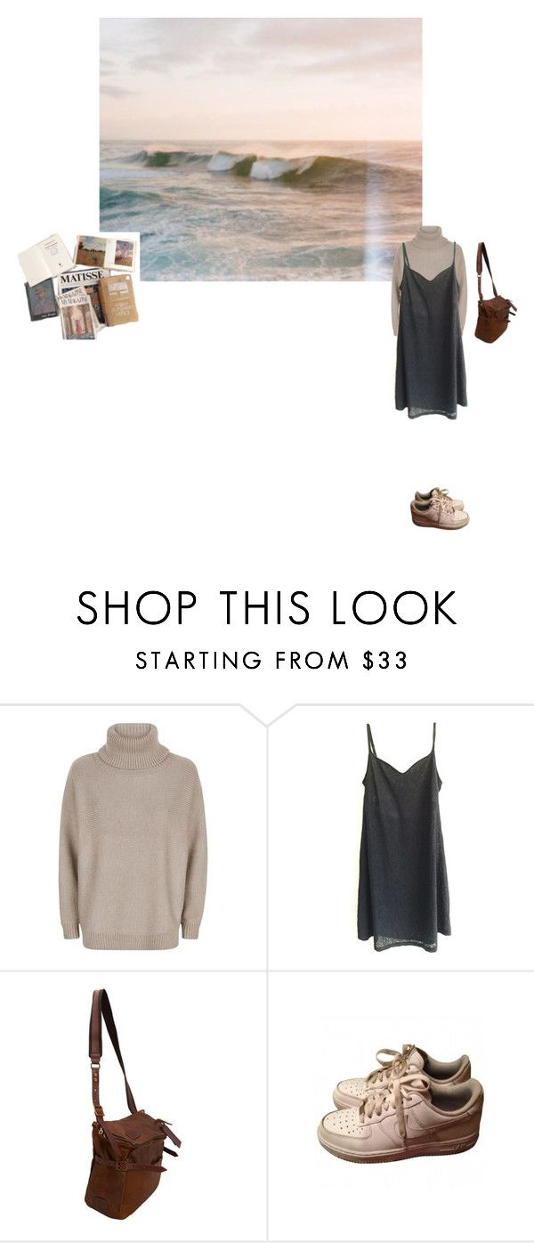 """""""Sin título #470"""" by w3ll ❤ liked on Polyvore featuring Jaeger, Jas M.B. and NIKE"""