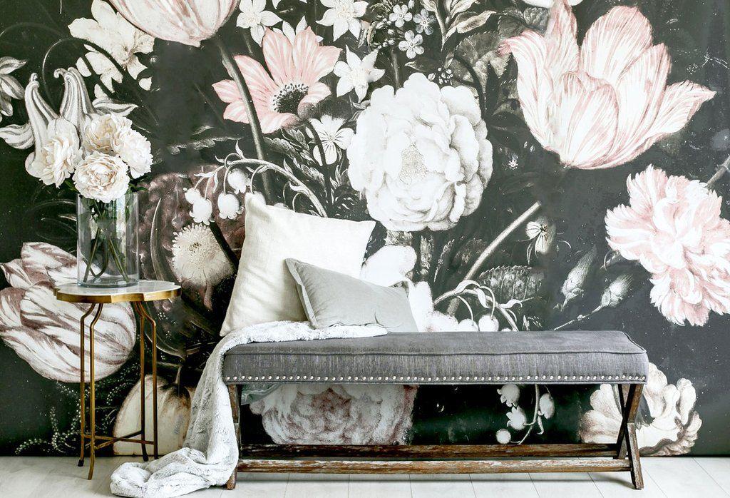 Anewall offers large vintage prints framed vintage art pieces