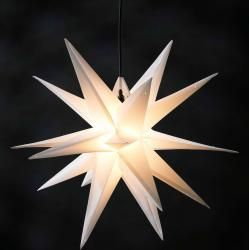 18-point outdoor light star 60