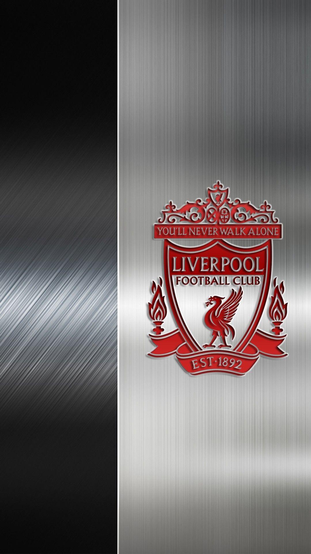 Iphone Liverpool Logo Hd Wallpaper