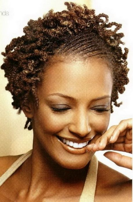short braided hairstyles for black women  braids for