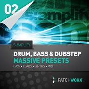 S:amplify Drum n Bass & Dubstep - NI Massive Presets from Loopmasters distributed by Loopmasters - http://www.audiobyray.com/product/samplepack-samplify-drum-n-bass-dubstep-ni-massive-presets/ - Loopmasters, Sample Packs