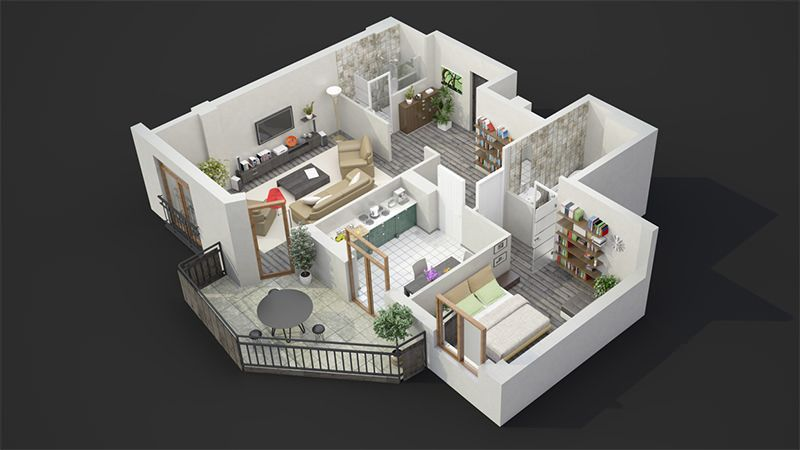 sweet home 3d plans - Google Search House Designs Pinterest 3d