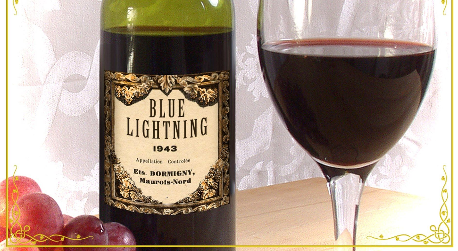 Photoshop How To Make Your Own Wine Label  Art Tutorials And