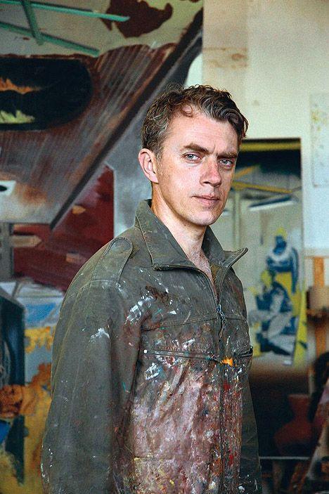 Neo Rauch es un pintor alemán. Sus monumentales pinturas tienen influencias del surrealismo, especialmente de Giorgio de Chirico y René Magritte con importantes ecos de la estética del realismo.