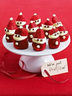 Cute christmas treats google search fun with food ideas cute easy cheap and great for christmas snacks or christmas sweets in december 2013 issue of australian healthy food guide magazine forumfinder Images