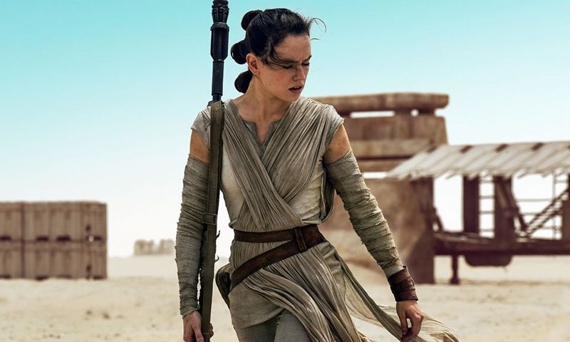 Daisy Ridley turned on the waterworks in a previously unseen audition tape for Star Wars: The Force Awakens, earning her a role in summer's biggest film.