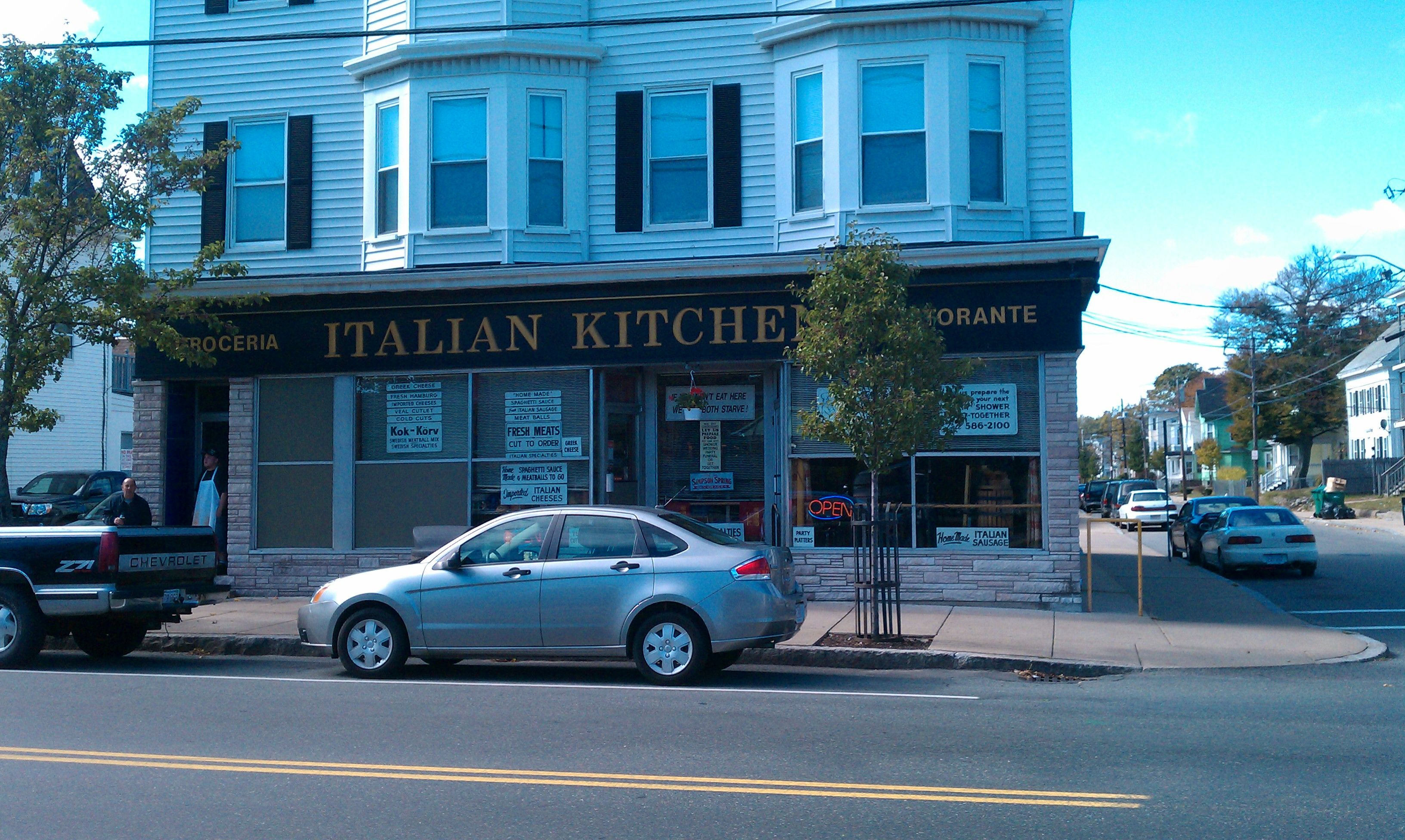 Italian Kitchen, Brockton  фото ресторана  Tripadvisor