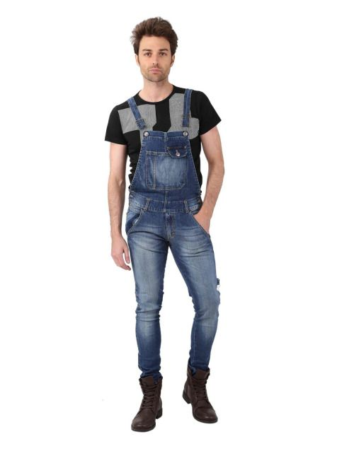 new arrival on feet images of elegant shape Guys in overalls. | jean skin tight & tight i 2019