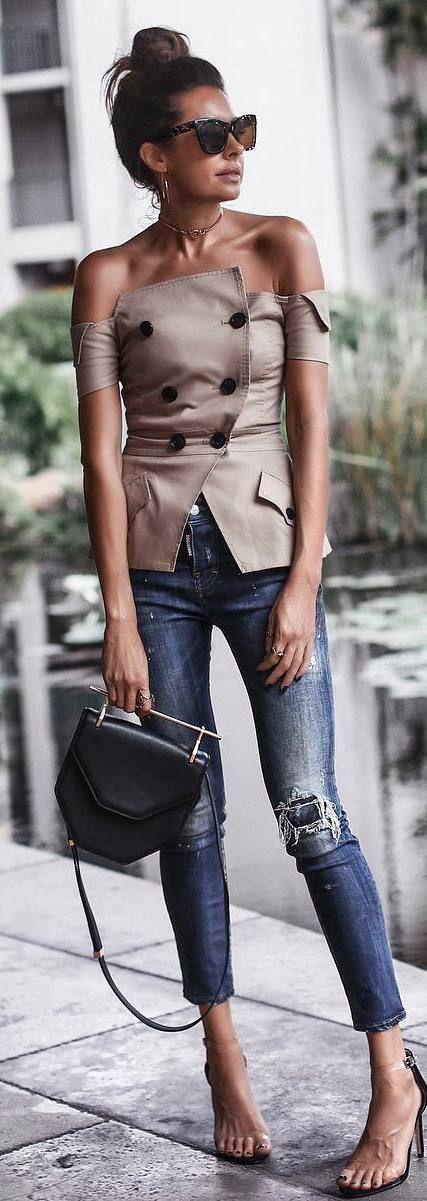 New Season Fashion: 30+ Elegant Outfit Ideas