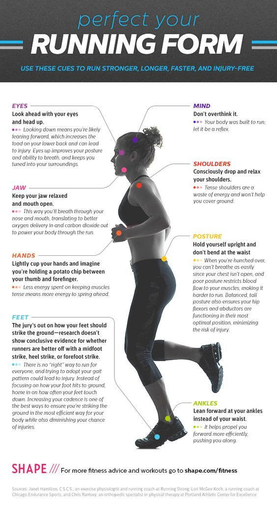Run Faster Longer Stronger And Injury Free How To Run Faster