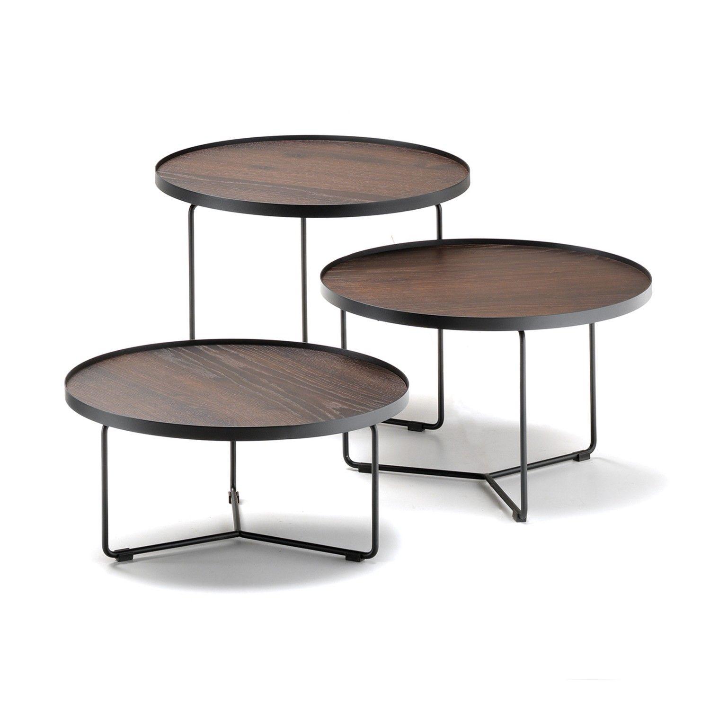 Tavolini da salotto di design rotondi Billy di Cattelan, nei modelli ...