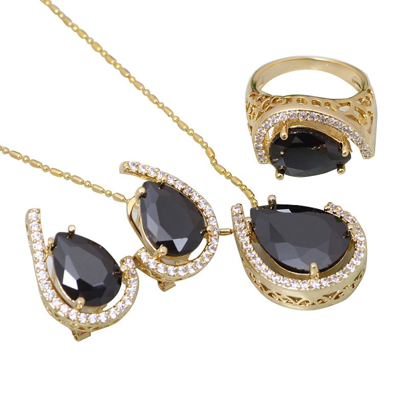 Find More Jewelry Sets Information about Glam Luxe Mysterious Love